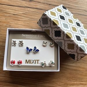 Mixit Jewelry - Never Worn Mixit Earring Set